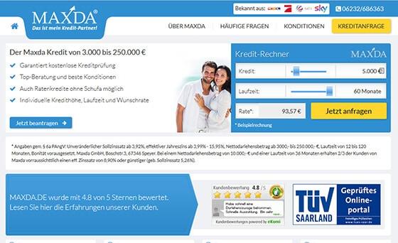 Screenshot_0035_MAXDA_Start