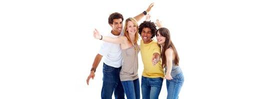 Bildungskredite - Junge Menschen