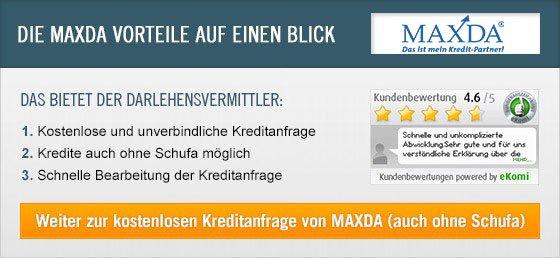empfehlungsbox_MAXDA