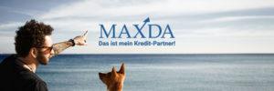 MAXDA Kredit aufstocken