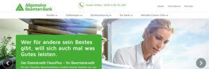 Startseite ABK Bank