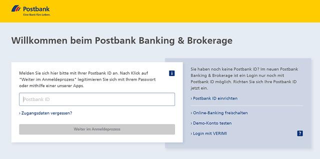 Postbank Kredit erhöhen