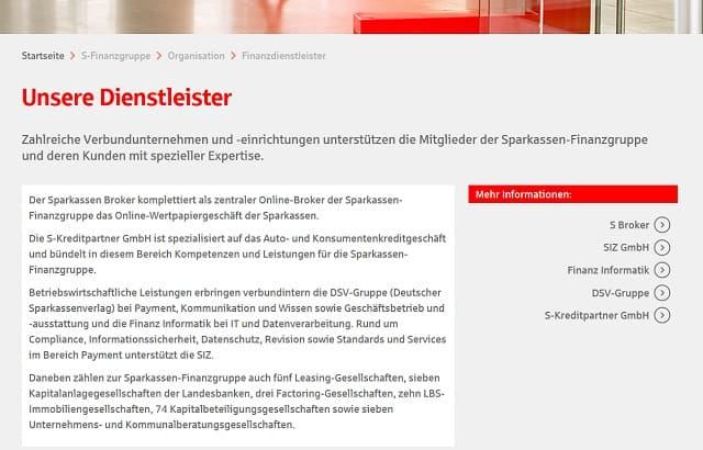 S Kreditpartner GmbH Anschrift