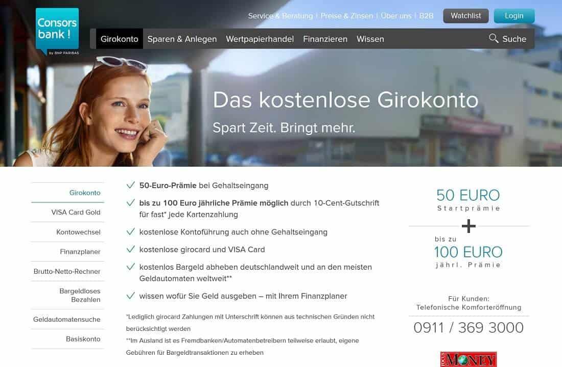 consorsbank erfahrung
