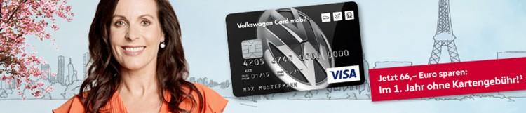 VW Bank Kreditkarte