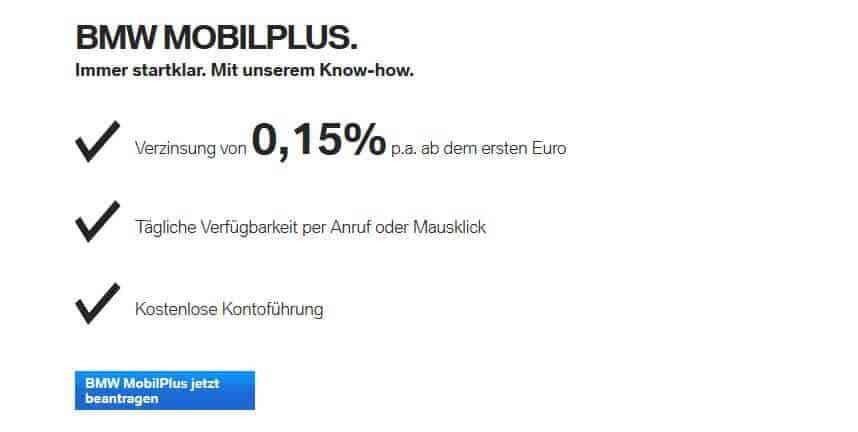 BMW Bank Erfahrungen ☛ Kreditangebot Im Test