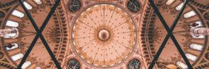 Moschee Kuppel Muster