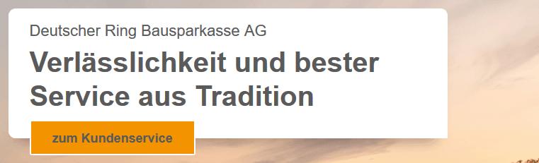 Deutscher Ring Bausparen – Test  und Erfahrungen