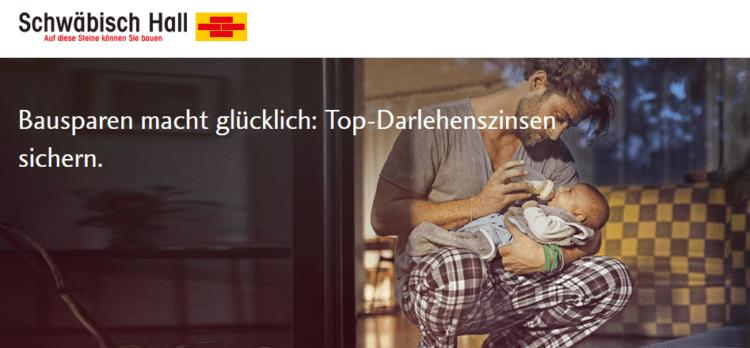 Schwäbisch Hall Bausparen & Baufinanzierung – Test und Erfahrungen