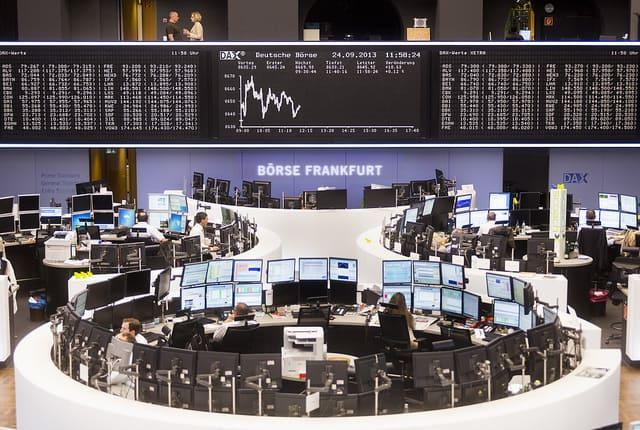Börse Wertpapiersparen