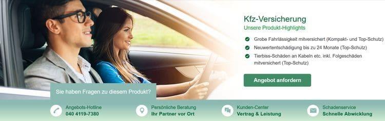 Hanse-Merkur-Versicherung-Erreichbarkeit