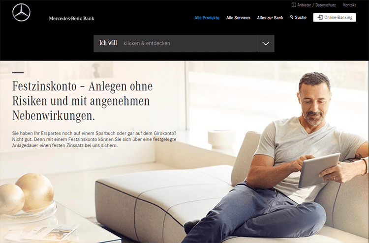 mercedes benz bank tagesgeld test und erfahrungen. Black Bedroom Furniture Sets. Home Design Ideas