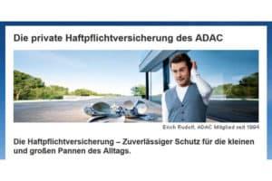 ADAC Privathaftpflicht