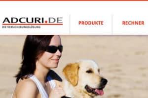 Adcuri Hundehaftpflicht Versicherung