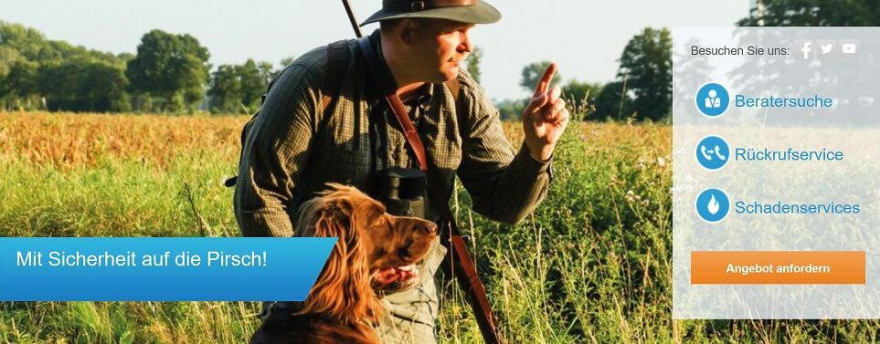 Bayerische Jagdhaftpflicht