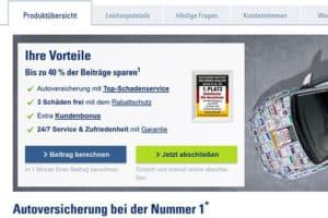 Cosmos Direkt KFZ-Versicherung