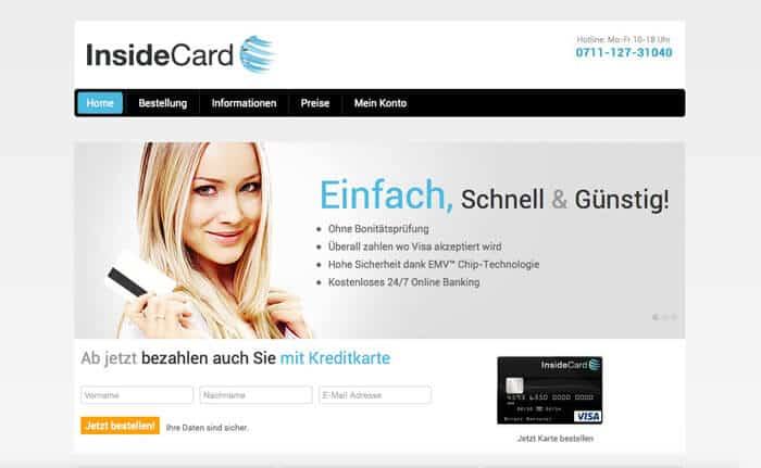 prepaid kreditkarte erfahrung