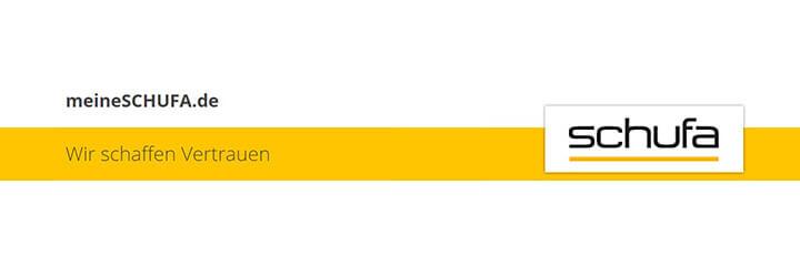 meineSCHUFA.de Homepage - kredit voraussetzungen