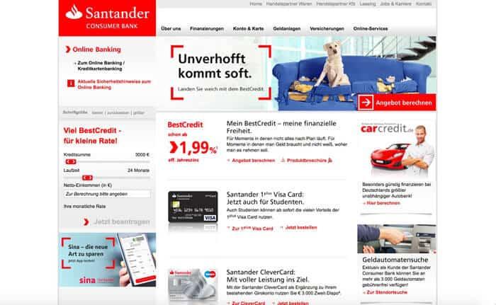 santander 1plus visa card erfahrungen test. Black Bedroom Furniture Sets. Home Design Ideas