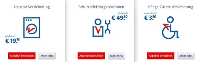 Bavaria Direkt Hausratversicherung Angebote