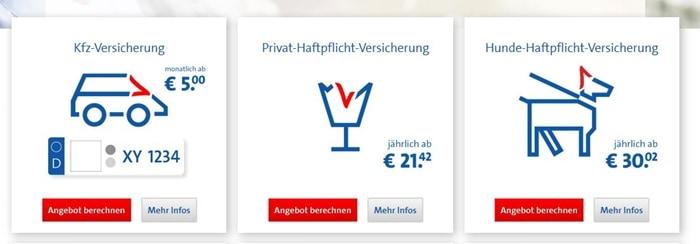 bavaria direkt privat haftpflichtversicherung test und. Black Bedroom Furniture Sets. Home Design Ideas