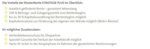 Aachenmünchener Riester Rente