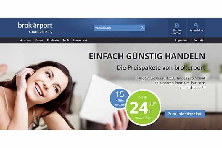 Online broker im test online