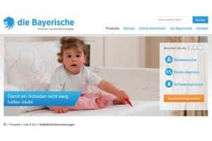 Die Bayerische Privathaftpflichtversicherung