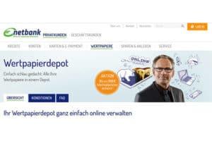 netbank Depot