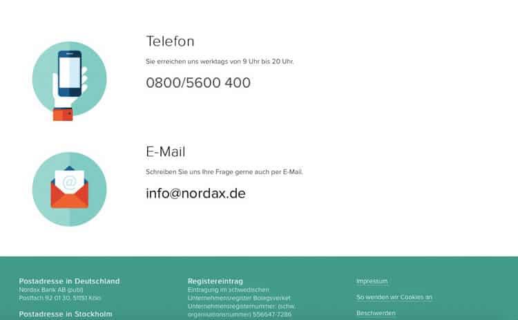 Nordax Bank Ab