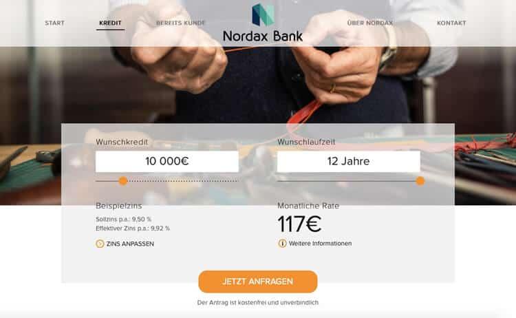 Nordax Bank Festgeld Erfahrungen Test 2020