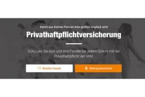 VHV Privathaftpflichtversicherung