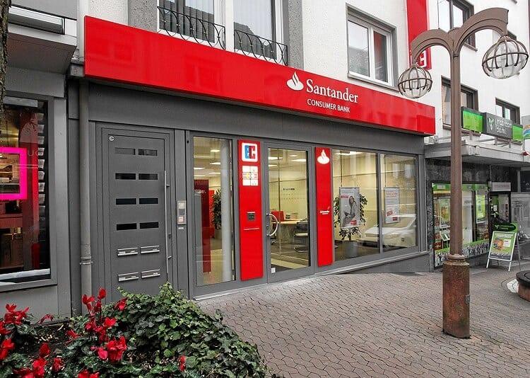 Santander Bank Manster
