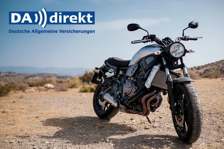 Da Direkt Motorradversicherung Erfahrungen Test 2019