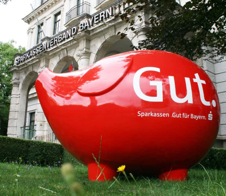 Sparkassenverband Bayern in München