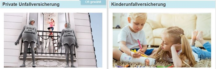 Gothaer Unfallversicherung Kinder und Erwachsene
