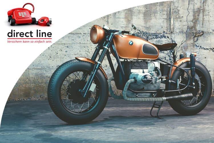 Direct Line Motorradversicherung Erfahrungen Test 2019
