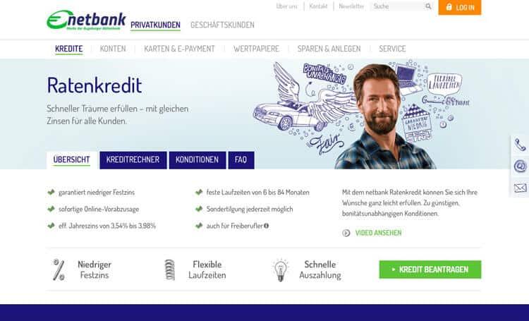 Netbank Kredit Erfahrungen