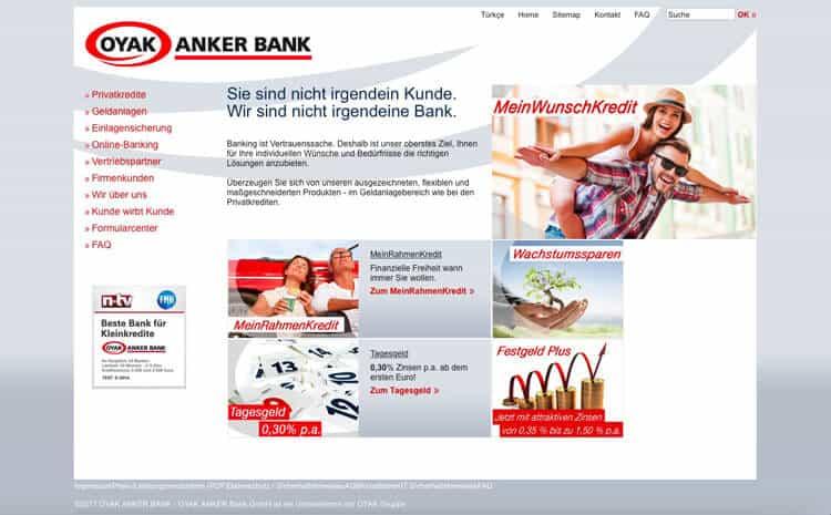Oyak Anker Kredit Erfahrungen