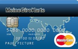 Kreditkarte MeinGiro