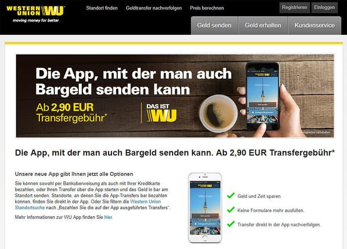 Online banking postbank western union Western Union