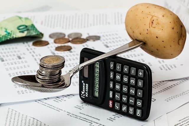 Haushaltsbuch führen und Geld sparen