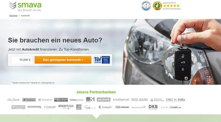Autokredite-vergleichen