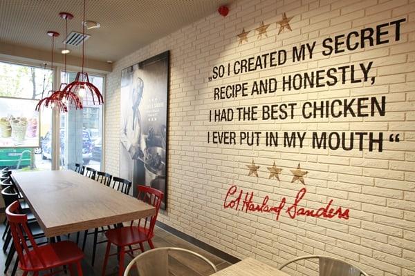 KFC Franchise finanzierung