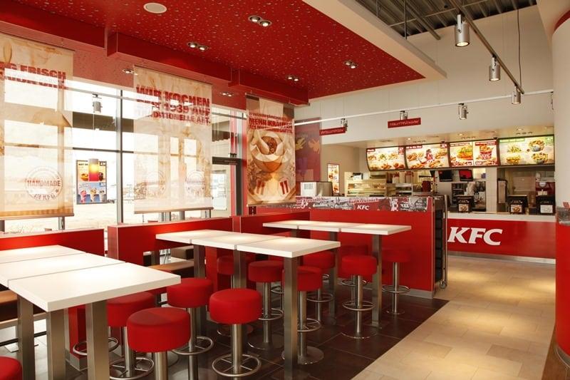 KFC als Franchise eröffnen