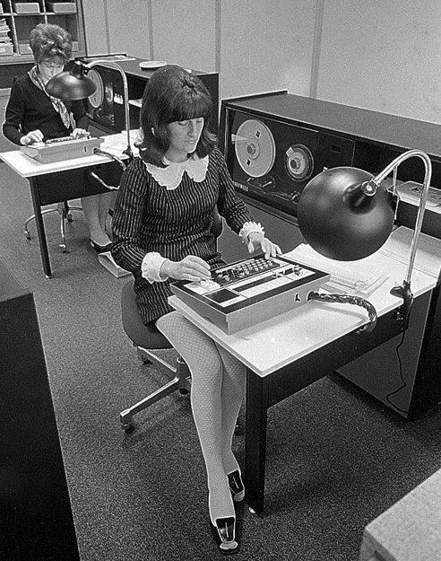 Technik in den 1960ern