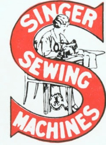Erstes Franchiseunternehmen Singer Sewing Machine