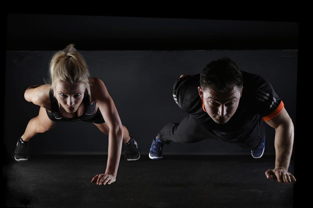 Trainieren ohne Fitnessstudio