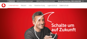 Vodafone Ratenzahlung