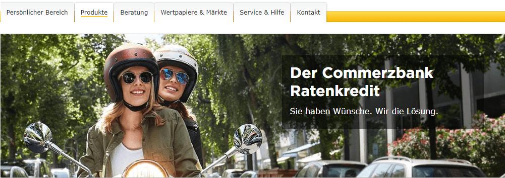 Commerzbank Turbodarlehen